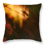 Synonymous Light Throw Pillow