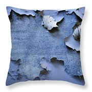 Synthesis-2 Throw Pillow
