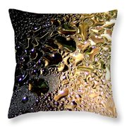 Synthesis Throw Pillow