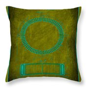 System Of Electrical Distribution Patent Drawing 1d Throw Pillow
