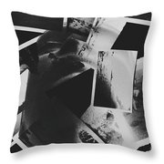 Systematic Recollection Of Memories Throw Pillow