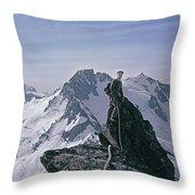 T-04404 Joe Hieb 1 Throw Pillow