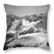 T-404403 Winter View North Cascades Throw Pillow