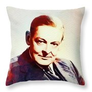 T. S. Eliot, Literary Legend Throw Pillow