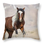 T Square Throw Pillow
