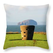 Table Mountain Throw Pillow