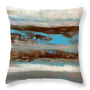 Tahlequah  Throw Pillow