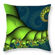 Tail Deluxe Throw Pillow