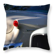 Tail Light Throw Pillow