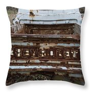 Tailgate Throw Pillow