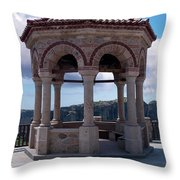 Take A Sit And Relax Throw Pillow