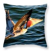 Take-out Throw Pillow