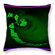 Take Shape Throw Pillow