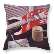 Take Ten Throw Pillow