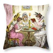 Tales Of Wonder  Throw Pillow