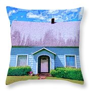 Tales To Tell Throw Pillow