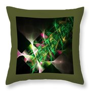 Talisman Throw Pillow