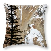 Tall And Deep Throw Pillow
