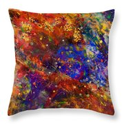 Tall Space 15-12 Throw Pillow