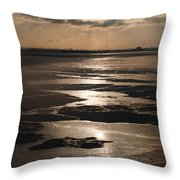 Tallinn Throw Pillow by Peter Verdnik