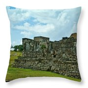 Talum Ruins 4 Throw Pillow