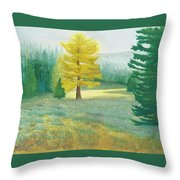 Tamarack Throw Pillow