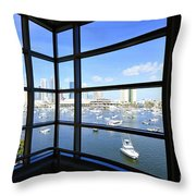 Tampa Bay Florida Throw Pillow