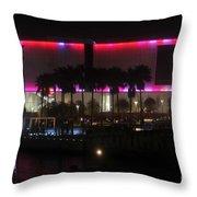 Tampa Museum Of Art Throw Pillow