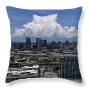 Tampa Throw Pillow