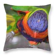 Tanganyika 0102 Throw Pillow