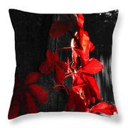 Tangled Up Throw Pillow