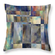 Tango In The Sky Throw Pillow