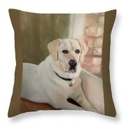 Tank Throw Pillow