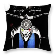 Tanked Throw Pillow