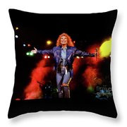 Tanya Tucker-93-0678 Throw Pillow