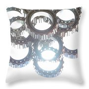 Tapered Stack Throw Pillow