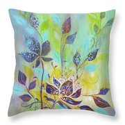 Tapestry #1 Throw Pillow