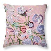 Tapestry 2 Throw Pillow