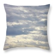 Tapestry In The Sky Throw Pillow