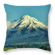 Taranaki Throw Pillow