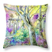 Tarbes 01 Throw Pillow