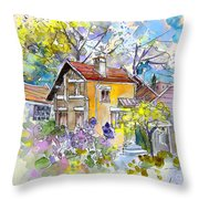 Tarbes 03 Throw Pillow