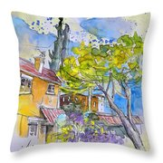 Tarbes 04 Throw Pillow