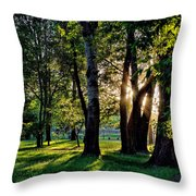 Tarchomin - Nowe Swidry Throw Pillow