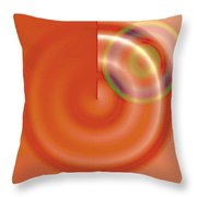 Targe Citron Throw Pillow