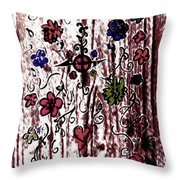 Target Throw Pillow by Rachel Christine Nowicki