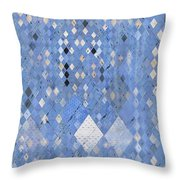 Targyle Uniform Pattern 1 Throw Pillow