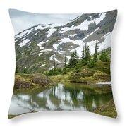 Tarns Of Nagoon 209 Throw Pillow