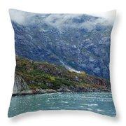 Tarr Inlet Throw Pillow