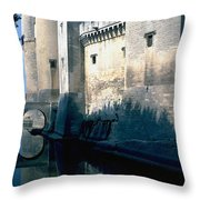 Tarragon France Throw Pillow